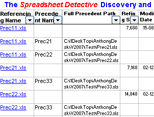 Workbook Discovery Report